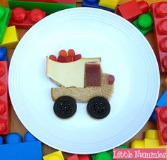 ~ Bread ~ Cheese ~ Fruit Leather ~ Grape ~ Fruit Snacks ~ Cookies ~