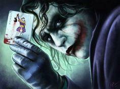 O Coringa sempre tem uma carta na manga. #cartas