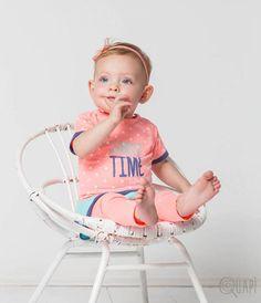 Quapi | Shortsleeve Florianne Coral Heart | Skirt Feng Mint | Legging Frida 2 Coral Summer Clothes, Summer Outfits, Baby Girls, Babys, Coral, Mint, Heart, Skirts, Peppermint