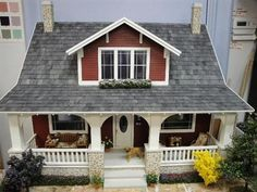 Classic Bungalow, Finished Exterior Special Order