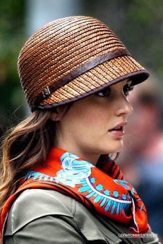 meester decorative gossip girl style xoxo gossip girl yep gossip blair gossip girl xoxo decorative hat strawhats chapus hats