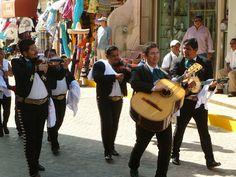 December Procession, Isla Mujeres, Mexico