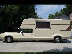 Oldsmobile Toronado fromt