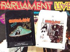 8-Track-Tape-PARLIAMENT-Clones-Of-Dr-Funkenstein-Mothership-Connection-funk