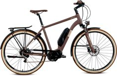 The stylish designed E-Bike is the perfect fit for your city trip! Relax, Urban Bike, Bike Design, Perfect Fit, Stylish, City, Bicycle, Motorcycle Design, Cities