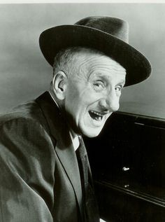 "Jimmy Durante-         Jimmy Durante:  ""Good night, Mrs. Calabash, wherever you are!"" Ah, my dad loved him."
