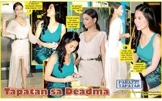 Tapatan sa Deadma http://www.pinoyparazzi.com/tapatan-sa-deadma/