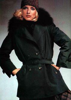 Nina Ricci. L'Officiel magazine 1976