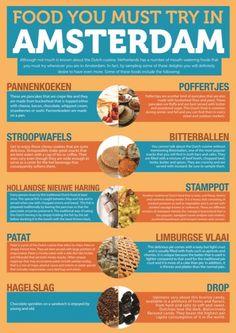 dé Hollandse gerechten om te proberen