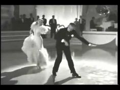 Fred Astaire and Ginger Rogers dance to Parov Stelar.