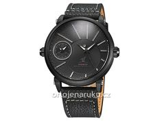 Cheap hombre, Buy Quality hombre reloj directly from China hombre casual Suppliers: WEIDE Men's Casual Watches Mens Top Brand Luxury Waterproof Leather Strap Clock Men Quartz Business Wrist Watches Reloj Hombre Mens Dress Watches, Mens Sport Watches, Mens Watches Leather, Luxury Watches For Men, Fancy Watches, Casual Watches, Wrist Watches, Military Style Watches, Valentines Jewelry