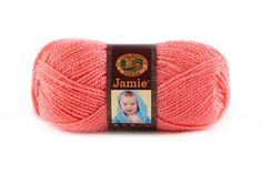 high quality yarn sold together lion brand jamie baby yarn 136 yds ...