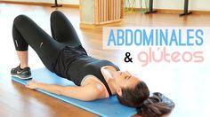 Rutina de abdominales y glúteos 10 Minutos