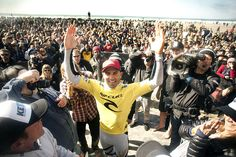 2011 : Kelly celebrated his ironic 11th ASP Wolrd Title for the second time ©Sherman  #surf
