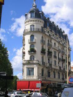 Vichy - Art Deco architecture