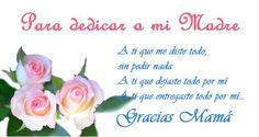 Palabras bonitas de agradecimiento y cariño para dedicar a Mamá