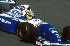 Williams FW16