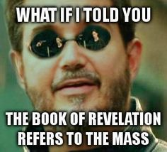 """That is Scott Hahn, PhD Biblical Theology, a Presbyterian minister who translated Romans from the original Greek, & realized that Martin Luther ADDED the word ALONE. Read """"ROME SWEET HOME,"""" his shocking journey that lead him to reexamine everything. Catholic Memes, Catholic Religion, Church Memes, Catholic Answers, Catholic Saints, Religious Humor, Religious People, Funny P, Funny Memes"""