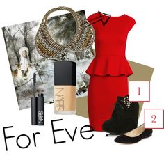 """eve1"" by wikaa on Polyvore"