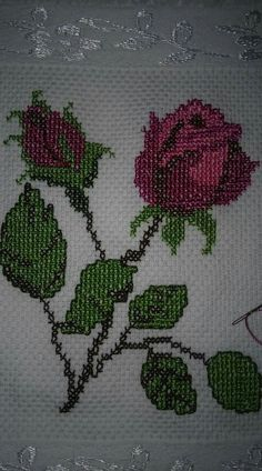 Cross Stitch, Acl, Stitches, Crafts, Collection, Farmhouse Rugs, Cross Stitch Rose, Cross Stitch Embroidery, Towels