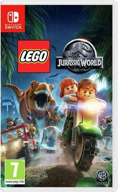 Warner Lego Jurassic World Jeux Switch Lego Jurassic Park, Game Jurassic World, Jurassic World Dinosaur Toys, Buy Lego, Lego Dc, Lego Marvel, Nintendo 3ds, Nintendo Switch Games, Marvel Ultimate Alliance 3