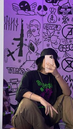 Baddie Outfits Casual, Grunge Outfits, Cute Casual Outfits, Aesthetic Grunge Outfit, Aesthetic Girl, Aesthetic Clothes, Urban Outfits, Outfits For Teens, Fille Gangsta