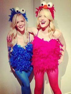 18 TV & Movie Character DIY Halloween Costumes For Best Friends | Gurl.com
