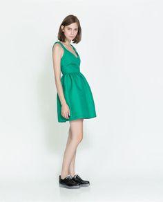 画像 2 の ジャガードフラワーワンピース ザラから Autumn Look, Fall Looks, Jacquard Dress, Zara, Fancy, Summer Dresses, Floral, Inspiration, Style