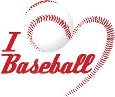 I heart baseball