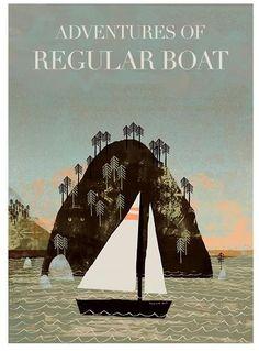 Jon Klassen Boats