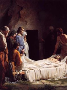 jesus laid in tomb | ... of Christ meditations provided by Words from Jesus laid him in a tomb