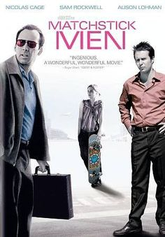 MATCHSTICK MEN (DVD/WS/RE-PKG)