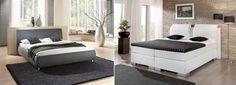 Wat heeft uw voorkeur? Een bed of toch liever een boxspring?