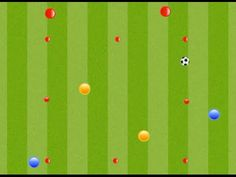 soccer passing fundamental session plans
