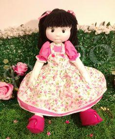 Boneca Di Vó: Margarida