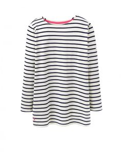 Joules Harbour Top - Anna Davies