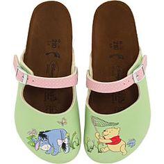 a8561a2d5b2d Birkis Disney Collection Winnie the Pooh Shoes Maria Clogs KIDS