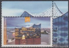 a4065) Bund * * 3278 - Eckrand - Eröffnung der Elbphilharmonie Hamburg kaufen bei Hood.de
