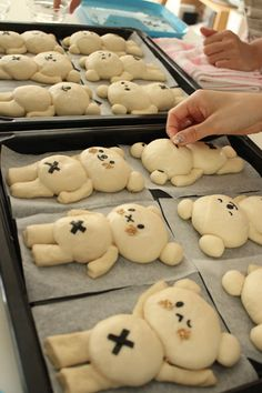 食パン teddy beat bread