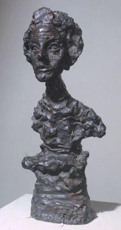 Annette - Alberto Giacometti -1962