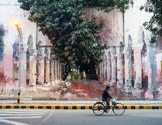 Street Art by Borondo                                                                                                                                                                                 Más
