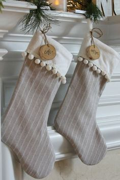 28df6598fb9c2 20 Personalized Christmas Stockings That Are So Elfin  Cute