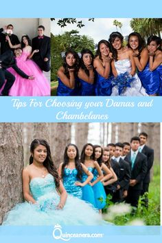 Follow these tips and you'll have the best damas and chambelanes ever!