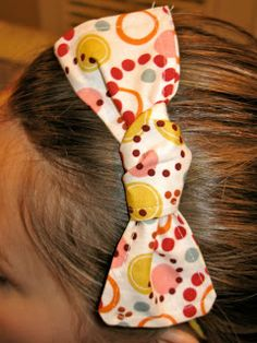 How To: Bow Headband