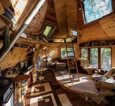 Other Ideas: Amazing Tiny Tree House Children Architecture Modern Luxury Tree House . Other Ideas: Amazing Tiny Tree House Children Architecture Modern Luxury Tree House . Luxury Tree Houses, Cool Tree Houses, Tiny Houses, Wood Houses, Dream Houses, Future House, My House, Loft House, Kids House