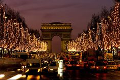 Champs Elysees – the most prestigious and overrated avenue in Paris that links one end of the city to the other! Stretching from the Place de la Concorde and making its way to the Arc de Triomphe.