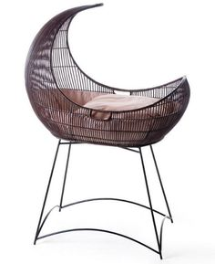 Dream at Moon little Baby... Baby Crib designed by Kenneth Cobonpue