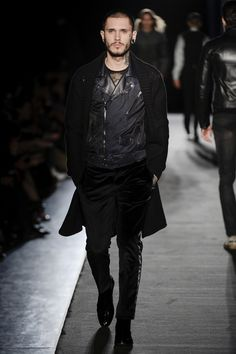 Diesel Black Gold Fall 2013 Menswear Collection Slideshow on Style.com