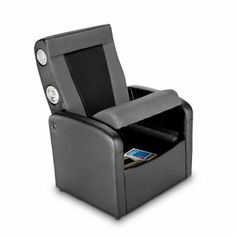PU Leather Vibrating Heated Massage Recliner TV Game Chair W/ Ottoman    Black | Game Room/study | Pinterest | Recliner And Ottomans