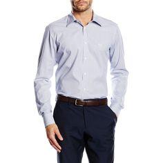Versace 19.69 Abbigliamento Sportivo Srl Milano Italia Mens Fit Modern Classic Neck Shirt MCC39